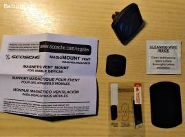 Supporto magnetico per cellulari