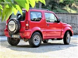 Suzuki Jimny 1.5 DDiS cat 4WD