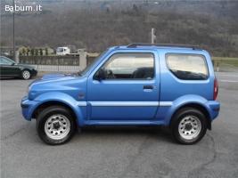 Suzuki jimny ddis 86 cv 94.000 km