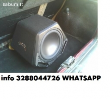T1 audio t1-15at subwoofer attivo a
