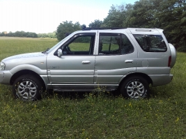 TATA SAFARI 2.2 TDI 4X4