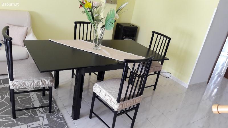 Annunci - Per la casa - tavolo e sedie soggiorno