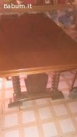 Tavolo in legno + 4 sedie