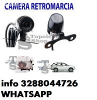 Telecamera camera retromarcia auto