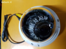 Telecamera DOME 2.8-12mm