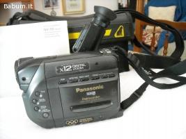 telecamera panasonic nv - s5 series