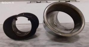 Terminale scarico ovale