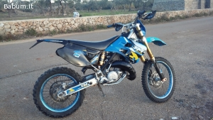 tm racing 125 2t enduro