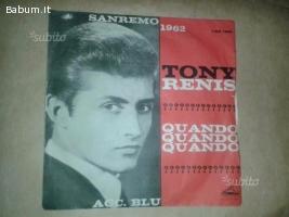Tony Renis - 45 giri