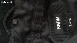 Tuta moto BMW