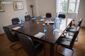Uffici eleganti con Sale riunioni