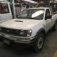 Vendesi pick-up Nissan Navara