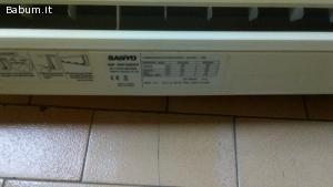 Vendita condizionatore Sanyo