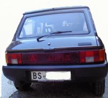 vendo Autobianchi A 112 LX