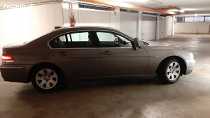 Vendo BMW Serie 7 730d cat Futura