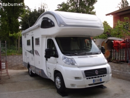 Vendo camper Mobilvetta kea m70
