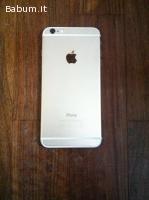 Vendo iPhone 6plus 64gb