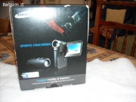 vendo samsung sport camcorder