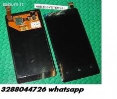 Vetro + Lcd display Nokia lumia 800