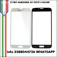 Vetro per samsung s5 touch screen t