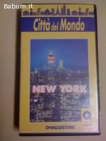 Città del mondo New York