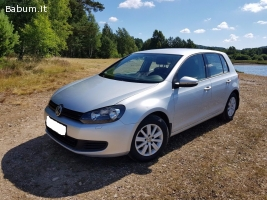 Volkswagen Golf 1,6 TDI 90hk Trendl