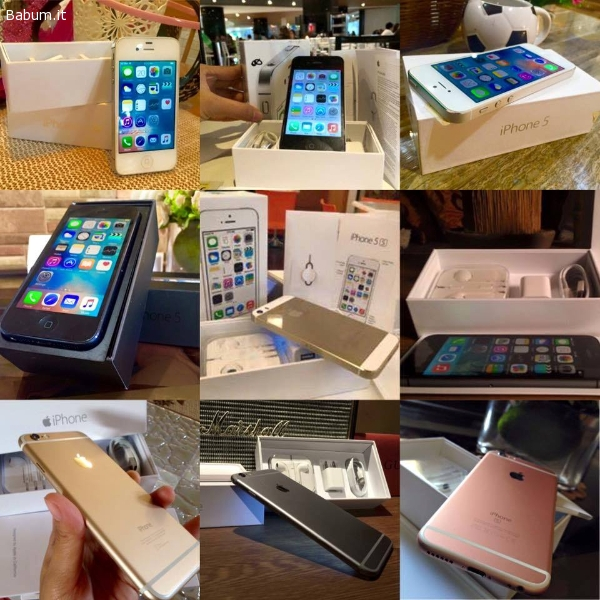 6bf0d4391 Annunci - Telefonia - WTS Apple iPhone 6S Plus